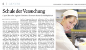 Berliner Morgenpost - 17. Sept. 2011